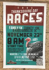 win a spot in the thanksgiving day races the runner