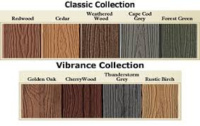 evergrain composite decking colors deck colors decking and