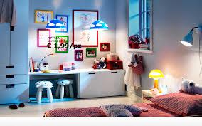 Arredamento Camera Ragazzi Ikea by Voffca Com Camerette Soppalco Con 2 Letti E Scrivania Incastrata