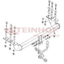 tow bar for opel combo van 2001 to 2012 models autofastfit