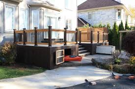 Austin Decks And Patios Austin Under Deck Patio Contemporary With Porch Knotted Novelty