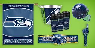 Nfl Decorations Nfl Seattle Seahawks Party Supplies Decorations U0026 Party Favors