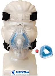 Respironics Comfort Gel Respironics Comfortgel Blue Nasal Cpap Mask With Headgear Duopack