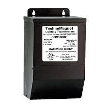 Transformer For Landscape Lighting Outdoor Magnetic Transformer 1000 Watt 12 24 Volt Usalight