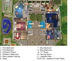 the 23 best sims 2 floor plans home building plans 26823
