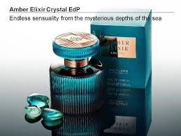 Parfum Evo oriflame elixir eau de parfum orilfame