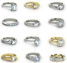 different types of wedding rings diamond rings catalogue wedding promise diamond engagement