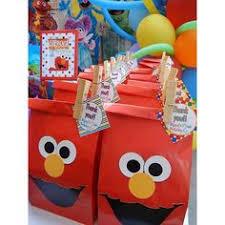 Elmo Centerpieces Ideas by Elmo Bounting Elmo Garland Elmo Party Decor Elmo By Parteas