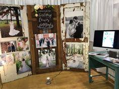 Wedding Expo Backdrop Alcohol Inks On Yupo Inspiration Booth Design And Booth Ideas