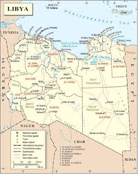 Map Of Benghazi Weekly Security Update Libya Business News Part 3