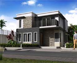 simple house design in the Philippines casa Pinterest