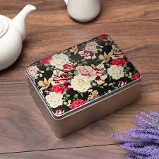 custom cookie tins designed by you personalized cookie tin