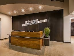 Granite Reception Desk Desks