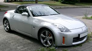 convertible nissan 350z file nissan 350z roadster front 20080721 jpg wikimedia commons