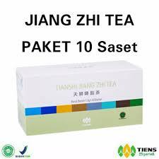 Teh Tiens terbaik murah tiens jiang zhi tea penurun kolesterol asam urat