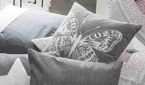 coussin décoratif pour canapé coussins décoratifs les douces nuits de maé linge de maison