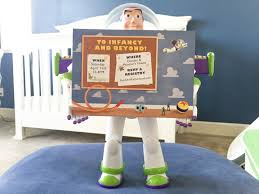 toy story baby shower invitations cimvitation