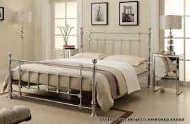 bed frames metal queen headboard clearance antique wrought iron