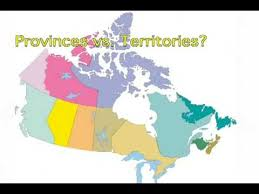 map of the provinces of canada canada s provinces and territorities