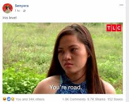 Viral Meme - look who s viral in the philippines now she s a meme featured in a