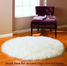 cheap faux fur round rug find faux fur round rug deals on line at