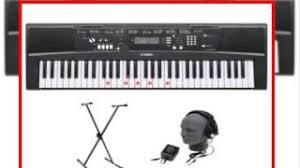 yamaha keyboard lighted keys promo yamaha ez 220 61 lighted key premium portable keyboard package