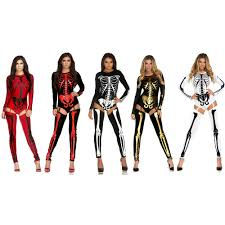 Ladies Skeleton Halloween Costume by Online Buy Wholesale Play Skeleton From China Play Skeleton