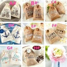 burlap wedding favor bags wedding favor bags wholesale burlap wedding favors burlap wedding