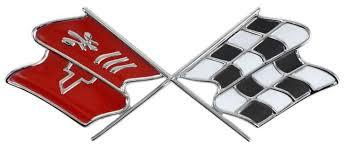 need a image of c3 cross flags corvetteforum chevrolet