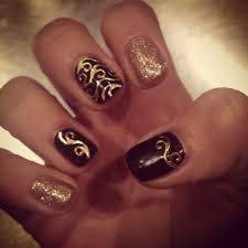 rounded acrylic nail designs gallery nail art designs