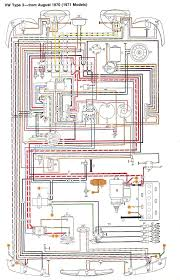 vw type 3 wiring diagram vw wiring diagrams instruction