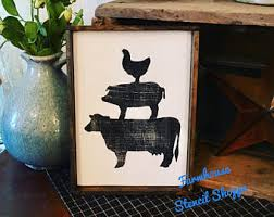 pig template etsy