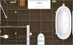 bathroom design floor plan modern bathroom designs