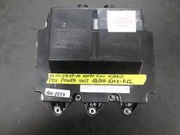 service due soon a12 honda civic 06 07 08 09 10 honda civic hybrid pdu power unit 1b100 rmx a12