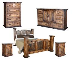 rustic bedroom sets rustic bedroom wood bedroom sets