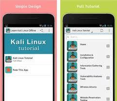 kali linux apk learn kali linux offline apk version 1 0