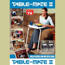 table mate ii folding table 2 smart table mate foldable folding tablemate as seen on tv
