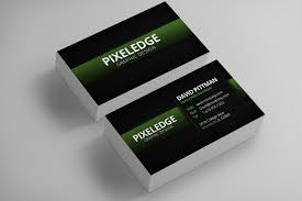 two sided business card photos graphics fonts themes templates
