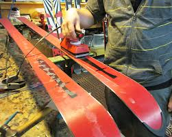 Swix Waxing Table by How To Wax Skis And Snowboards Evo