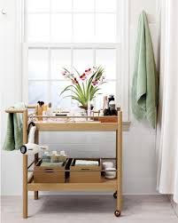 organized bathroom ideas 25 bathroom organizers martha stewart
