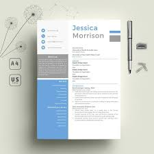 word resume u0026 cover letter template by indograph on