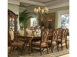 dining room arm chairs largo traviata rectangle leg table olinde u0027s furniture dining
