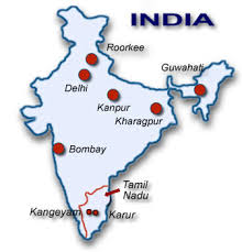 Production Map Gem Quality Mining Countries Aquamarine From Karur India Blue Aquamarine Gems Gemselect