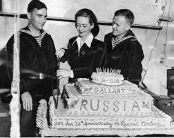 the hollywood canteen where movie stars were at your service