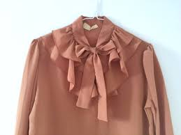 ruffle blouses for the frill of it ruffle blouses for etsy uk