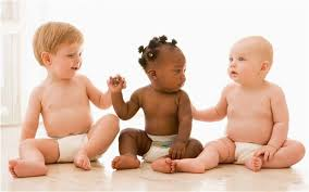 Babies are also more likely to help those of their ethnicity  an effect known as The Telegraph