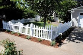 fence designs for front yards residential solid wall fencing