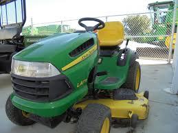 john deere la175 lawn tractor john deere 100 series lawn