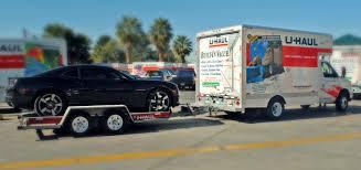moving truck with car tow u2013 atamu