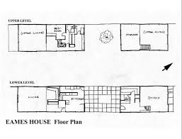 site plans for houses the eames house case study house no 8 203 north chautauqua